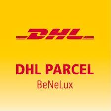 Logo de colis DHL